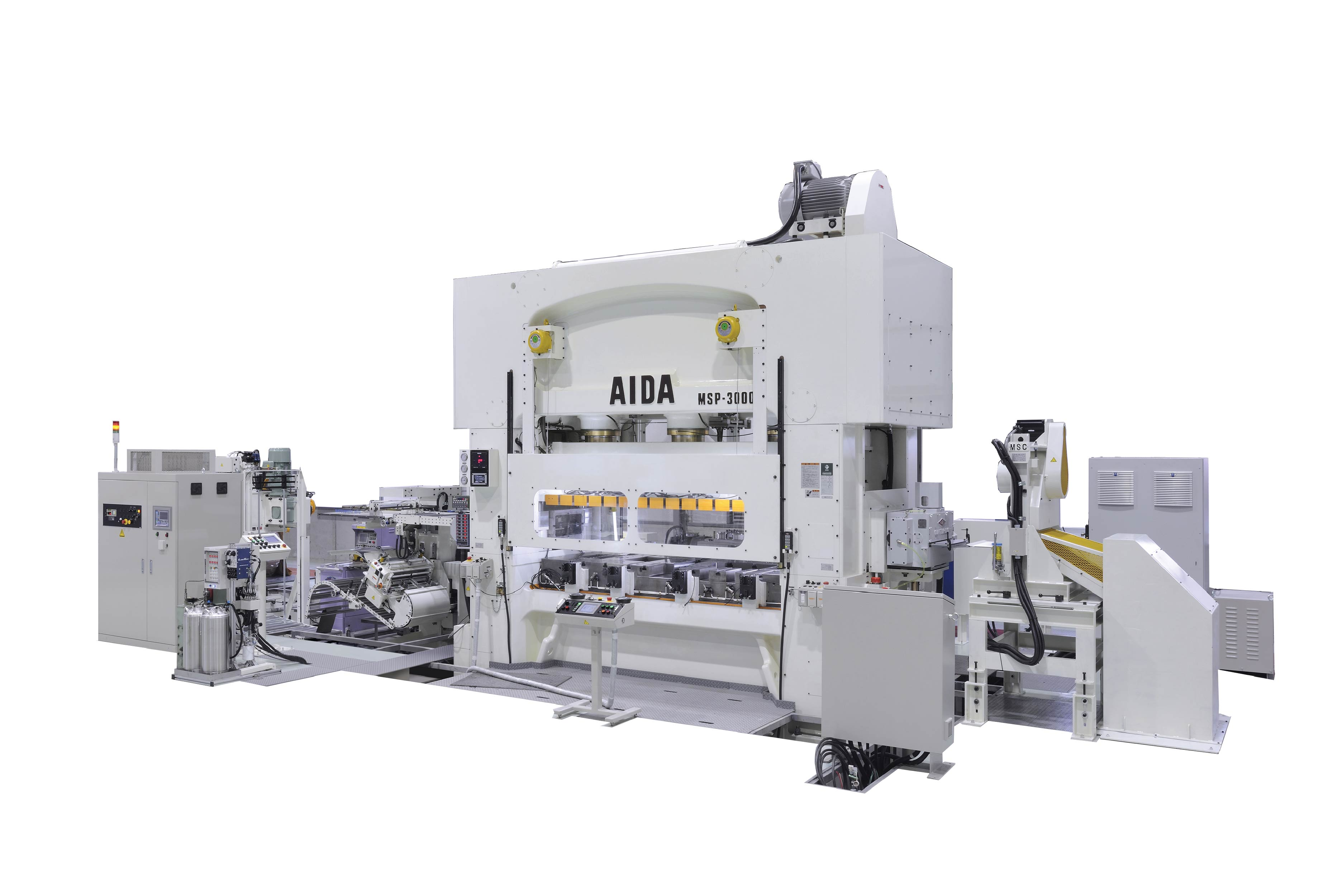 High Speed Automatic Press